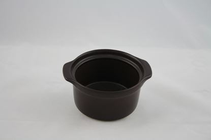 Picture of Round casserole w/handle