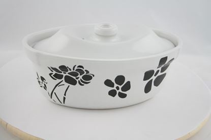 Picture of Oval casserole